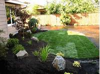 simple landscaping ideas Simple front yard landscaping ideas on a budget