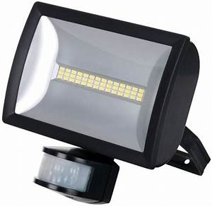 Ledx pirb w led energy saver wide beam pir floodlight