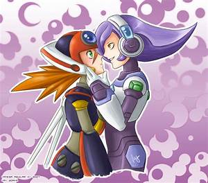 Axl x Lumine by Vay-demona on DeviantArt
