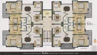in apartment floor plans rockline apartment in bhabani nagar hubli dharwad by