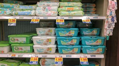 Pampers Baby Wipes Only $0.89 at Kroger Mega Sale