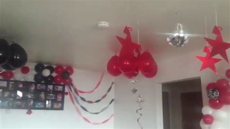 Baby Birthday Decoration At Home-youtube