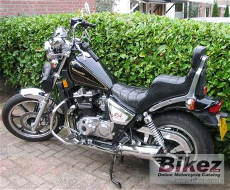 1989 Kawasaki 454 Ltd by 1989 Kawasaki Z 450 Ltd Specifications And Pictures