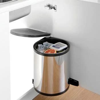 kitchen cupboard bin
