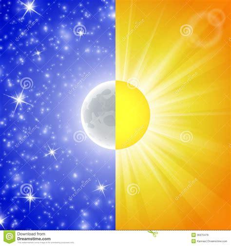d 237 a y noche ejemplo vector ilustraci 243 n vector ilustraci 243 n de noche travieso 36975479