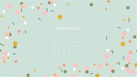 january  confetti calendar wallpaper sarah hearts