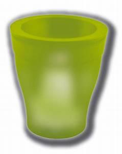 Pot Fleur Lumineux : pot de fleurs lumineux 19 5 cm ~ Nature-et-papiers.com Idées de Décoration