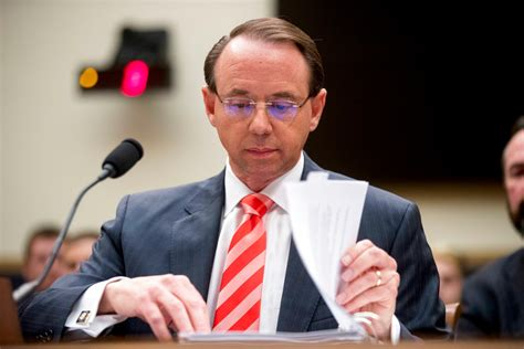 House Republicans move to impeach deputy attorney general ...