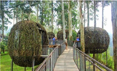 tempat wisata  lembang  wisata alam lembang