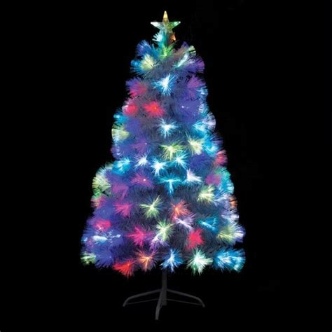 sapin de noel fibre optique sapin de no 235 l en fibre optique bouquet h120 cm sapin et arbre artificiel eminza