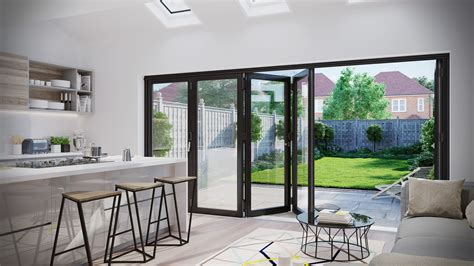 bi fold doors aluminium bi fold doors lifestyle windows