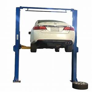 China 4tons Hydraulic Safely System Manual Portable Car