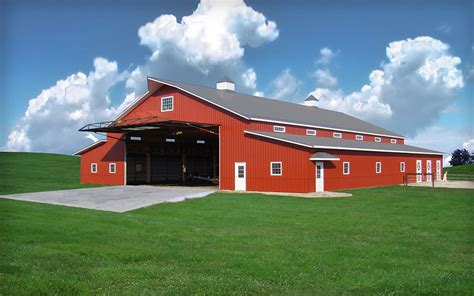 hydraulic doors  helicopter hangars big red shed