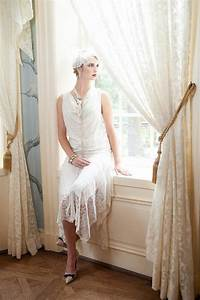 gatsby style 1920s wedding inspiration part 2 With 20s style wedding dress