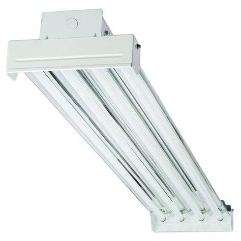 home depot neon lights lithonia lighting ibc 454 mv 4 light t5 white high output