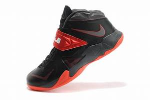 Lebron Soldier 7 Red And Black | www.pixshark.com - Images ...