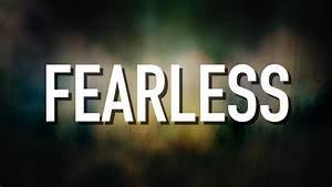 Fearless - [Lyric Video] Jasmine Murray - YouTube  Fearless
