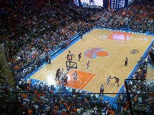 Visita al estadio deportivo de Madison Square Garden en Nueva York