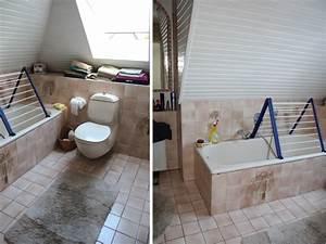 Bad Renovieren Fliesen überkleben : badezimmer selbst renovieren vorher nachher design dots ~ Sanjose-hotels-ca.com Haus und Dekorationen