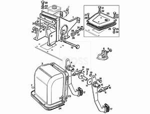 Pedal Box Assembly  Single Line System