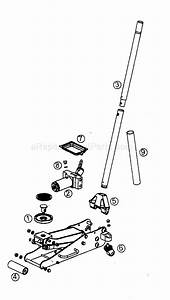 Craftsman 21450240 Parts List And Diagram