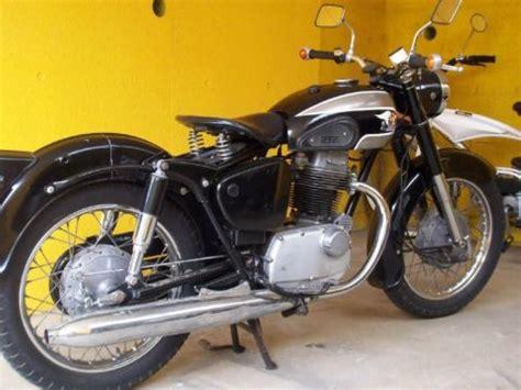 Kawasaki Meguro Sg 250. Technical Data Of Motorcycle