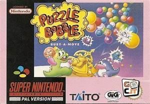 Puzzle Bobble Super NintendoSNES ROM Download