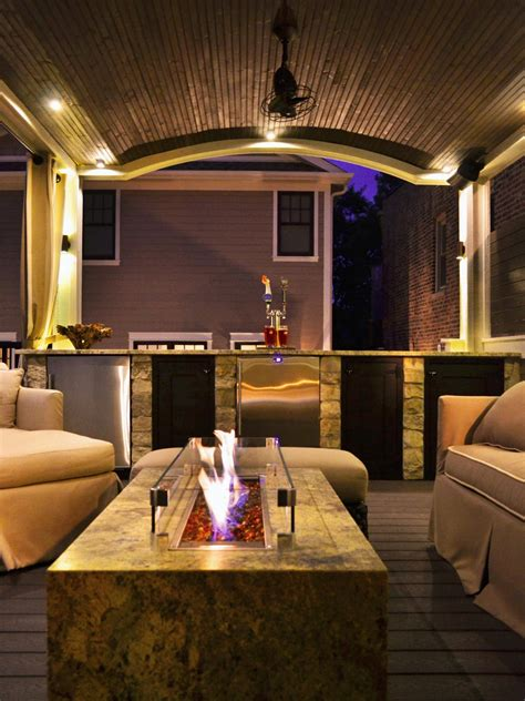 outdoor fire pits  fire pit safety hgtv