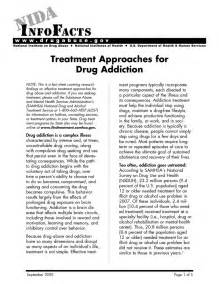 Drug Relapse Prevention Worksheets