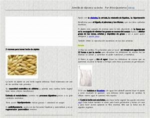 Propiedades de la semilla de alpiste y como hacer una for Propiedades de la semilla de alpiste y
