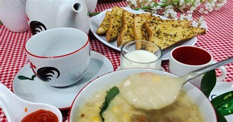 Nikmatnya sup krim jagung saat udara dingin musim penghujan tiba. 1.009 resep sup krim jagung enak dan sederhana ala rumahan - Cookpad