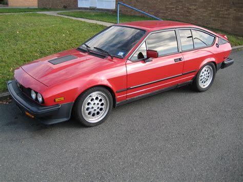 1985 Alfa Romeo by 1985 Alfa Romeo Gtv 6 Information And Photos Momentcar
