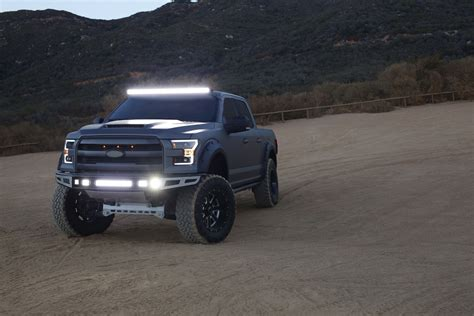 anzo introduces switch back led headlight for 2015 16 ford