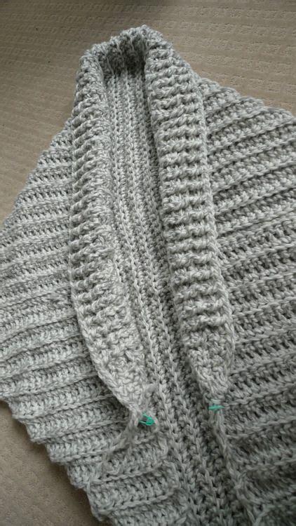 easy crochet sweater best 25 easy crochet shrug ideas on