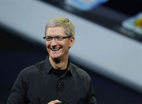 Coffee With Apple's Tim Cook Stands At 0,000 With 2