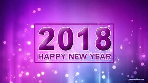 Happy New Year 2018 banner and background free download HD ...