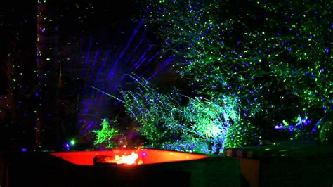 blisslights spright motion green laser light remote