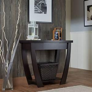 Console, Table, For, Entryway, Modern, Black, Narrow, Storage, Hallway, Sofa, Living, Room