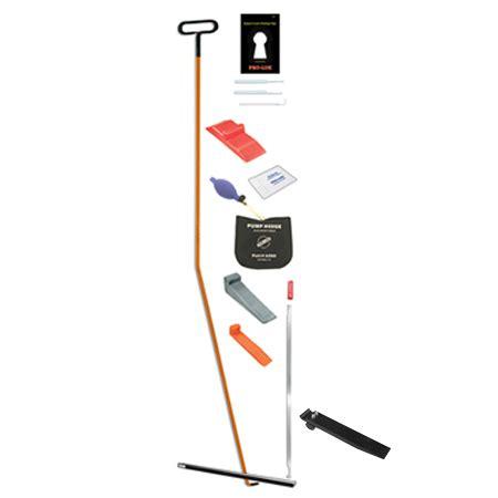 car door opener kit 13 mega reach car opening tool kit pro lok