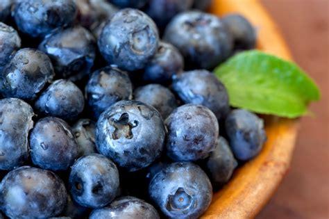 The Amazing Health Benefits Of Blueberries