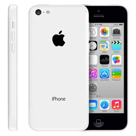 iphone 5c white apple iphone 5c 16gb white unlocked smartphone