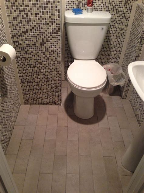 floor tile  basement powder room tile flooring