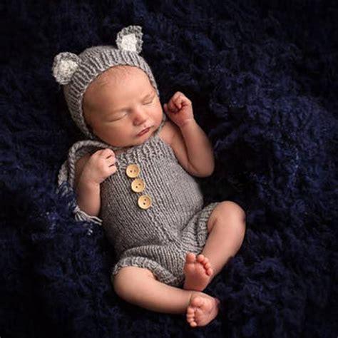 pcs cute baby studio clothing set newborn photography