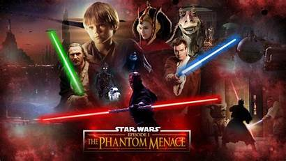 Wars Phantom Menace Episode Episodio 1999 Film