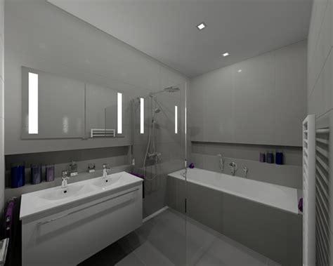Schicke Moderne Badezimmer by Mehr Als 150 Unikale Wandfarbe Grau Ideen Archzine Net