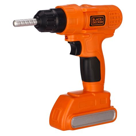 Amazoncom Black+decker Jr Electronic Tool, Drill Toys
