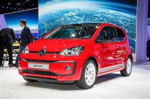 home interior colour schemes volkswagen up facelift at geneva autocar