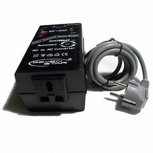 Seven Star Sf500 500w Watt Automatic Ac Voltage Converter