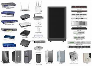 Design Elements  U2014 Network Hardware