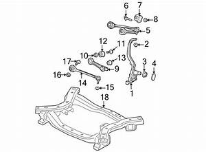 Dodge Magnum Bolt  Arm  Control  Shock  Mount  Upper  W  O